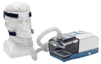 Uwish Manual CPAP with mask
