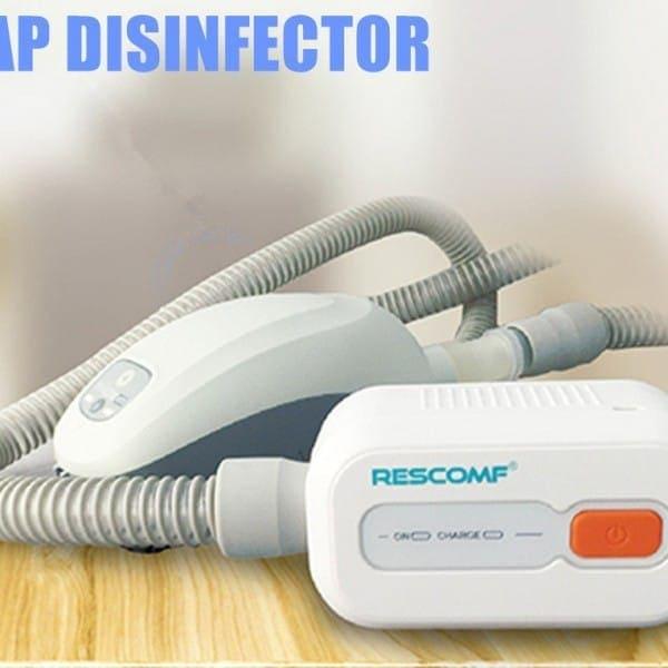 เครื่องอบโอโซนฆ่าเชื้อโรคสำหรับ CPAP/BiPAP