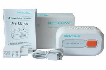 เครื่องอบโอโซน CPAP Set