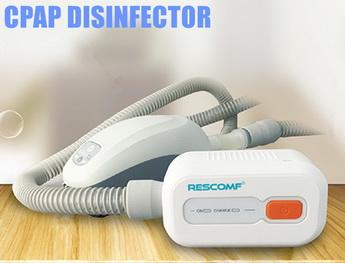 เครื่องอบโอโซน CPAP with Transcend