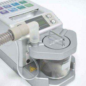เครื่องช่วยหายใจชนิดแรงดัน 2 ระดับ (BiPAP) รุ่น FLO BILEVELst