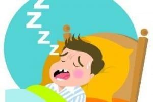 นอนกรนในเด็ก… เมื่อลูกรักอาจหยุดหายใจ
