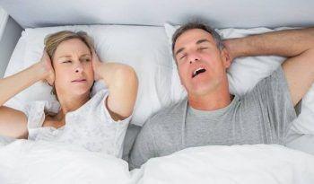 วิธีแก้นอนกรน และภาวะหยุดหายใจขณะหลับ