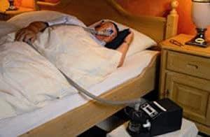 เครื่องช่วยหายใจสำหรับใช้งานที่บ้าน (Home Ventilator)