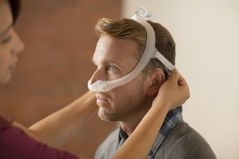 DreamWear Nasal Mask Fitting
