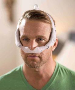 หน้ากาก CPAP ชนิดครอบจมูก (Nasal Mask)