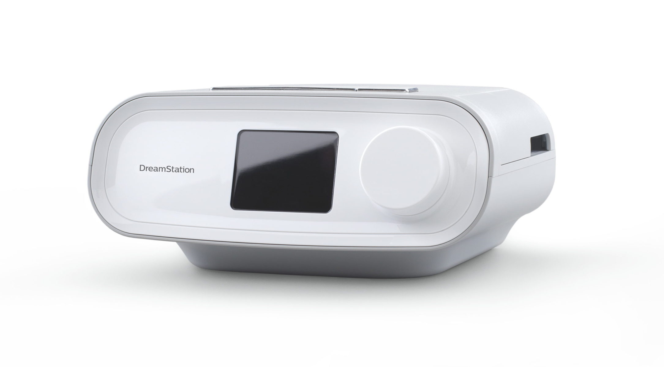 DreamStation Auto CPAP angled