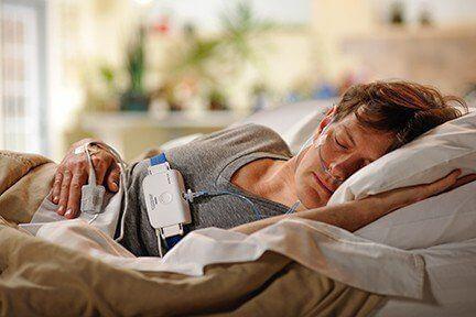 ตรวจการนอนหลับที่บ้าน (Home Sleep Test)