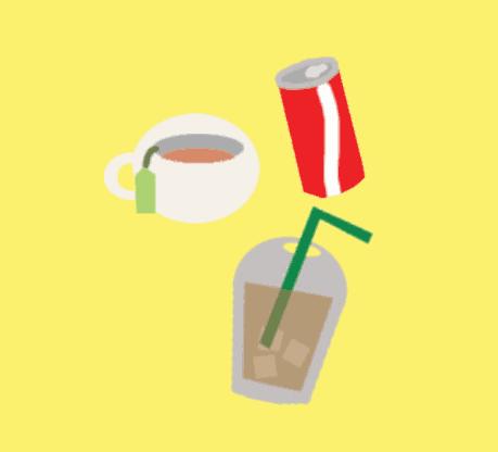 หลีกเลี่ยงเครื่องดื่มที่มีคาเฟอีนก่อนนอน