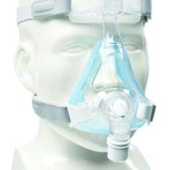 หน้ากาก CPAP ชนิดครอบจมูกและปาก (Full Face Mask)