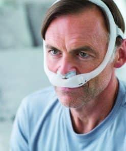 หน้ากาก CPAP ชนิดสอดจมูก (Nasal Pillow Mask)