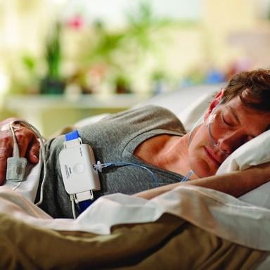 บริการตรวจการนอนหลับที่บ้าน (Home Sleep Test)