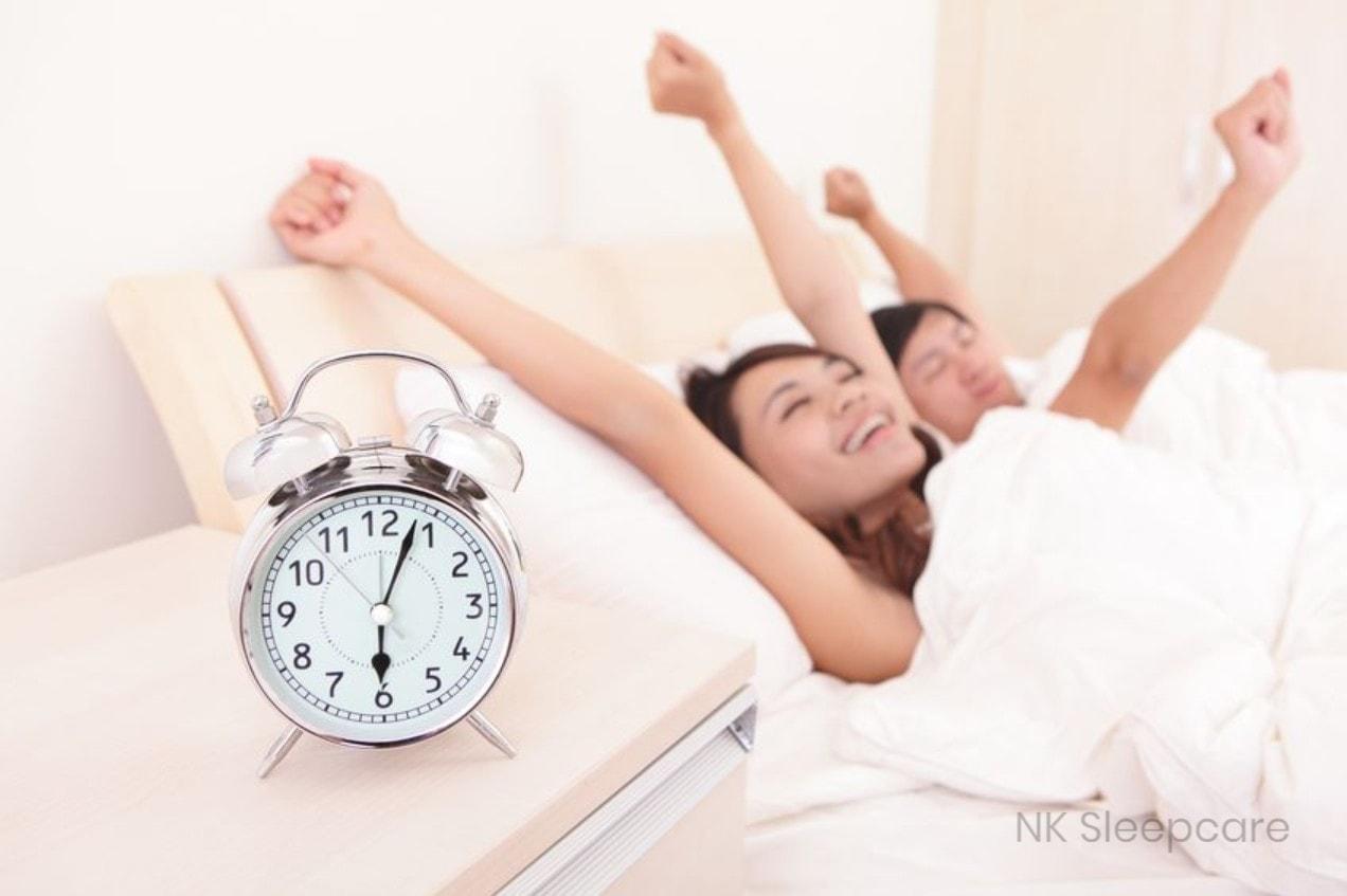 การดูแลสุขภาพตัวเอง ให้นอนหลับสนิทตื่นเช้า