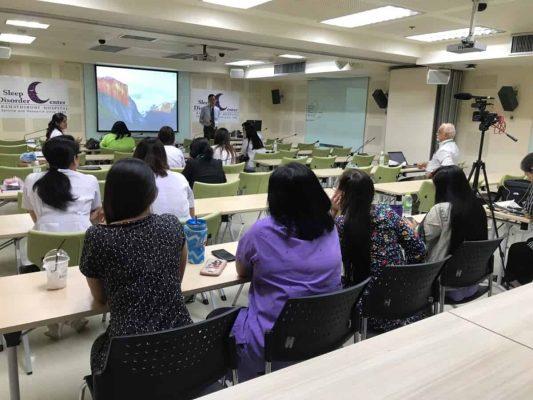 "NK ออกบูธในงาน ""5th Sleep Medicine Academic Forum 2019"" ศูนย์โรคการนอนหลับ รพ.รามาธิบดี"
