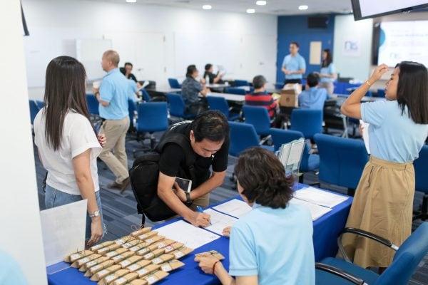 บรรยากาศงาน NK CPAP Workshop Day ครั้งที่ 1