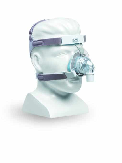 หน้ากาก CPAP รุ่น TrueBlue Gel Nasal Mask