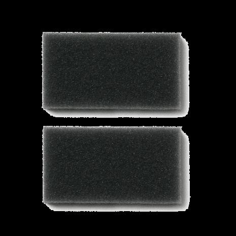 REMstar/Dorma Reusable Black Foam Filter (2/pk)
