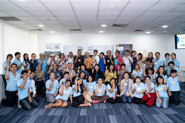 งานอบรมเชิงปฎิบัติการ NK-Philips CPAP Workshop ครั้งที่ 2