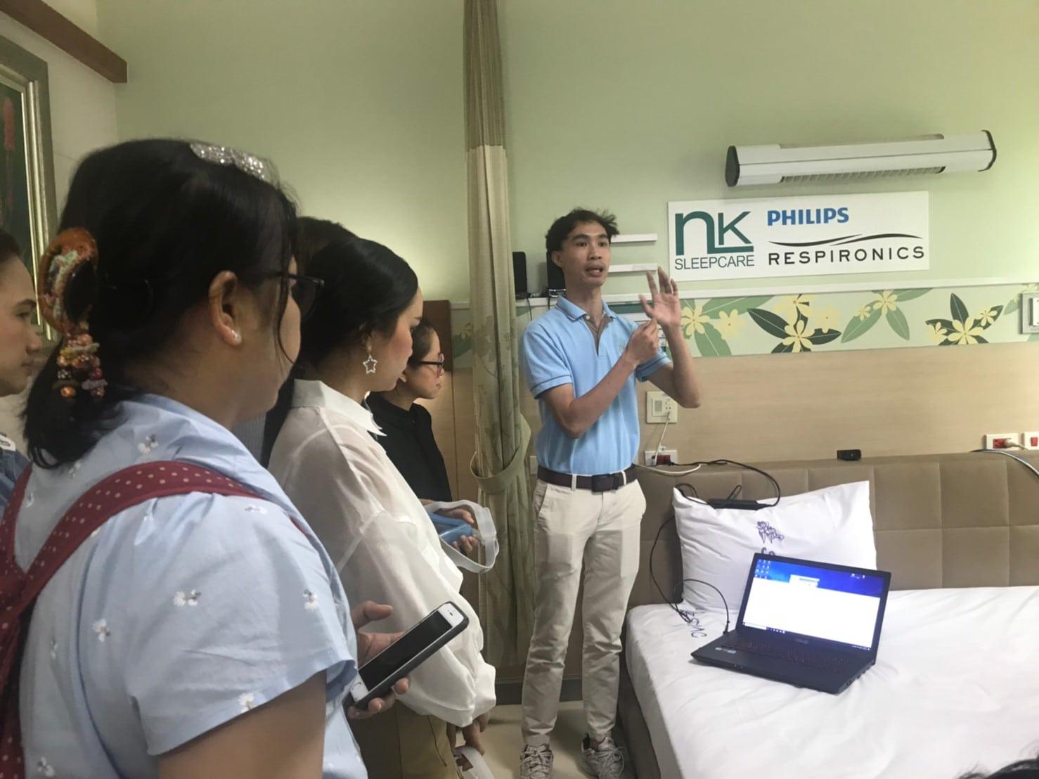 CPAP Workshop รพ.รามา 7 ส.ค.62