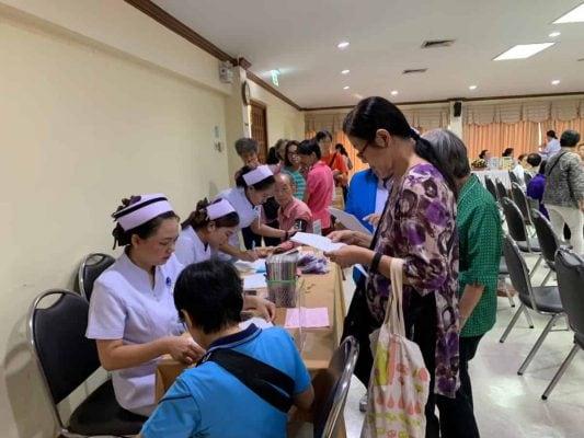 งาน WORLD STROKE DAY 2019 รพ.ธนบุรี 1