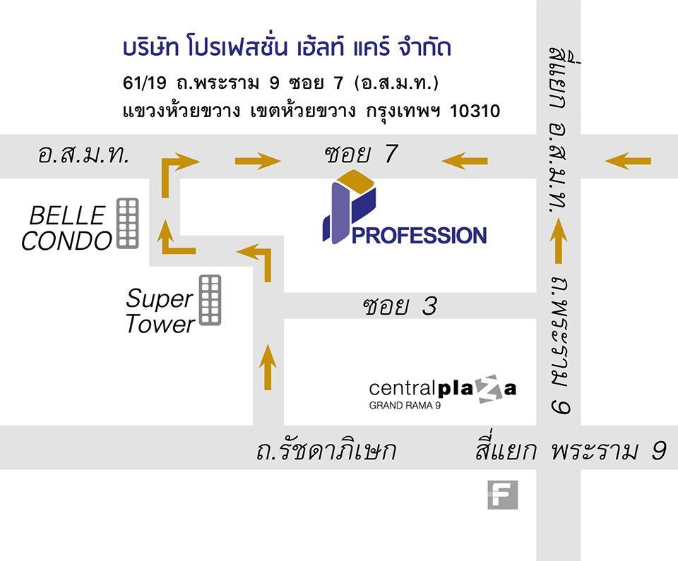 NK Service ศูนย์ PHC Clinic-map