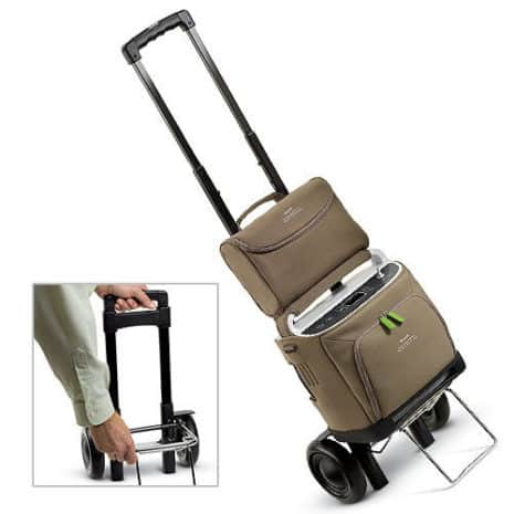 Mobile Cart for SimplyGo Portable Oxygen Concentrator
