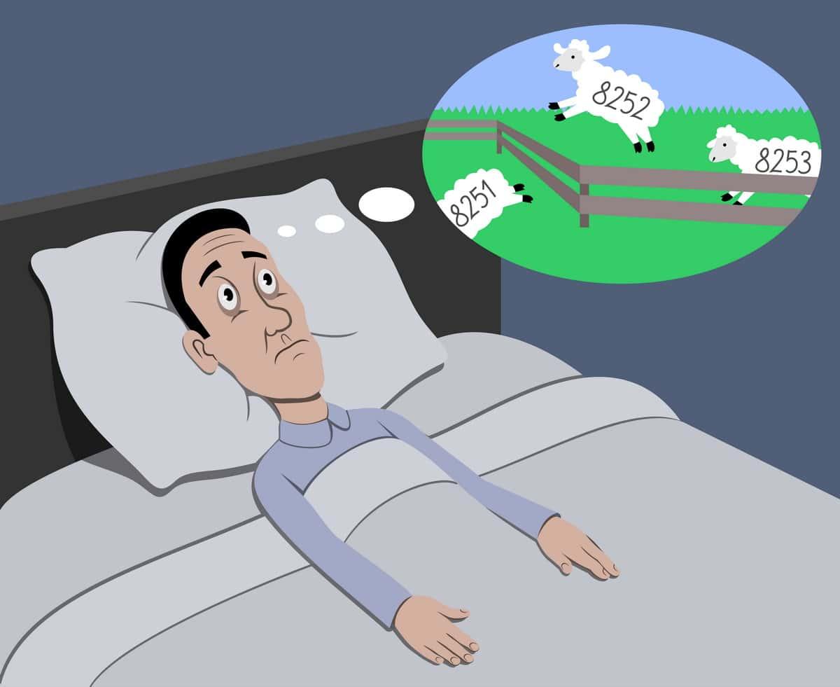 insomnia คือ โรคนอนไม่หลับ