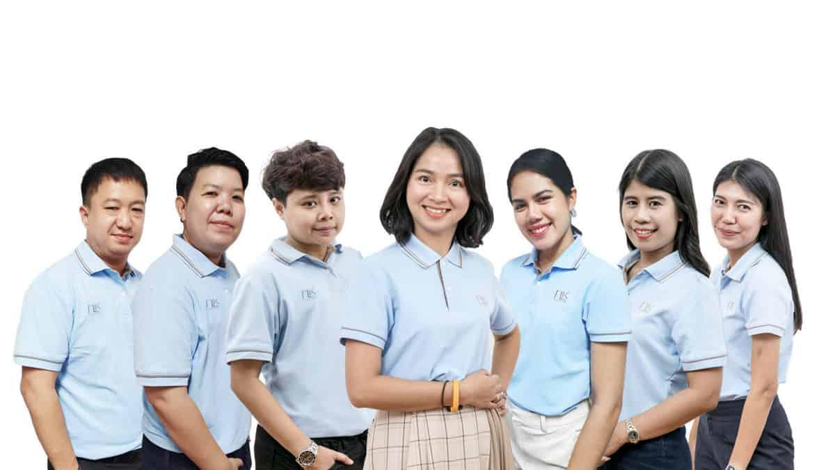 ทีมพนักงานขาย NK Sleepcare