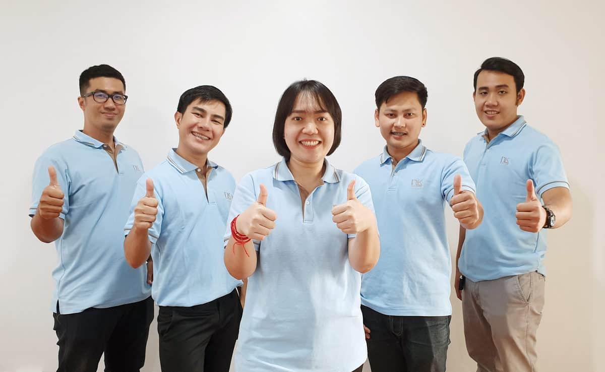 ทีมงานบริการหลังการขาย NK Service Center