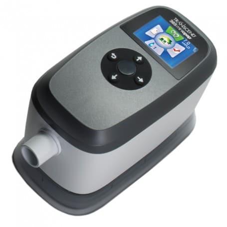 Transcend 365 Auto CPAP angle